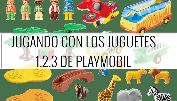 los juguetes de playmobil por si no conocis esta coleccin es la versin para nios pequeos a partir de ao y medio de los famosos ucclicksud