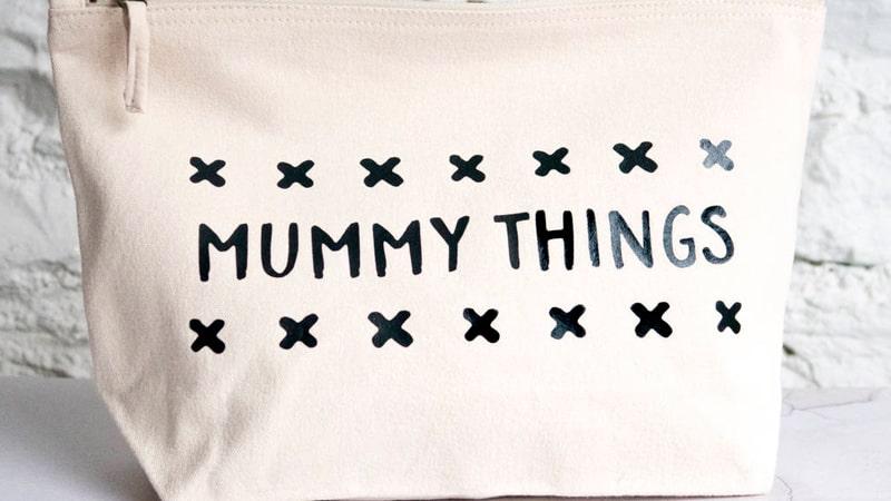 Imprescindibles en la bolsa hospital de una mamá