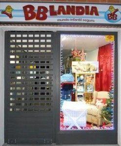 Tienda física de Bblandia