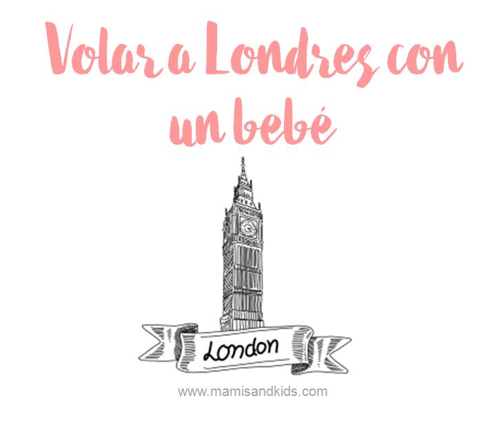 Volar Londres bebé