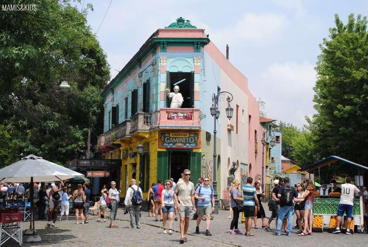 El Caminito de Buenos Aires