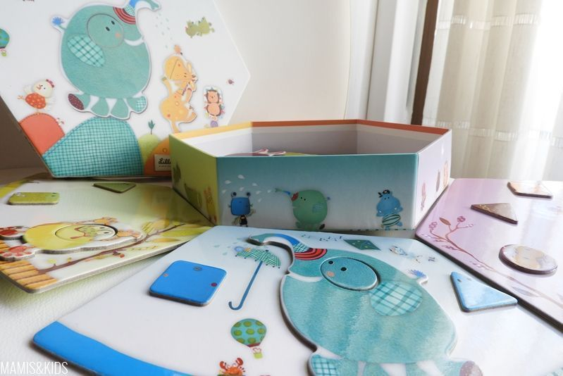 Juegos de mesa para niños pequeños
