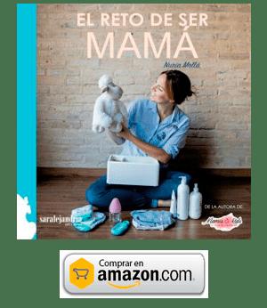 Comprar en Amazon el libro El Reto de ser Mamá