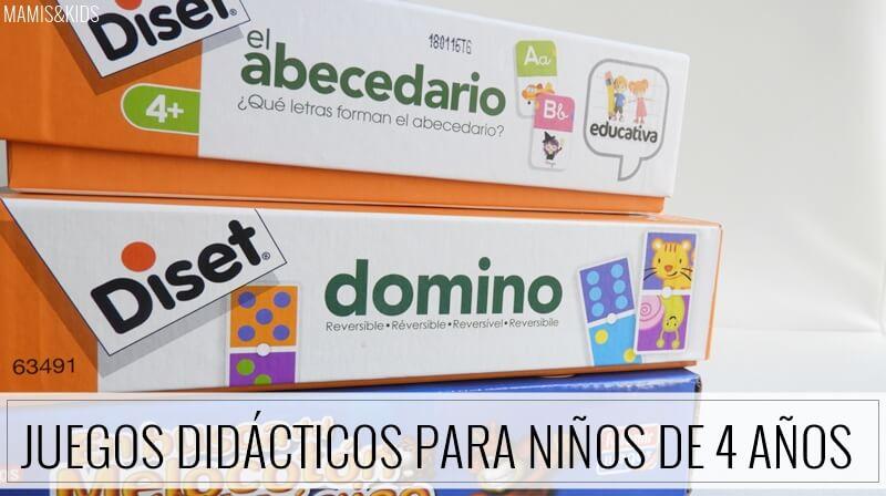 Juegos Didacticos Para Ninos De 4 Anos Mamis Kids