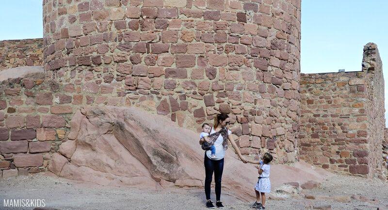 Visita a Villafamés con niños