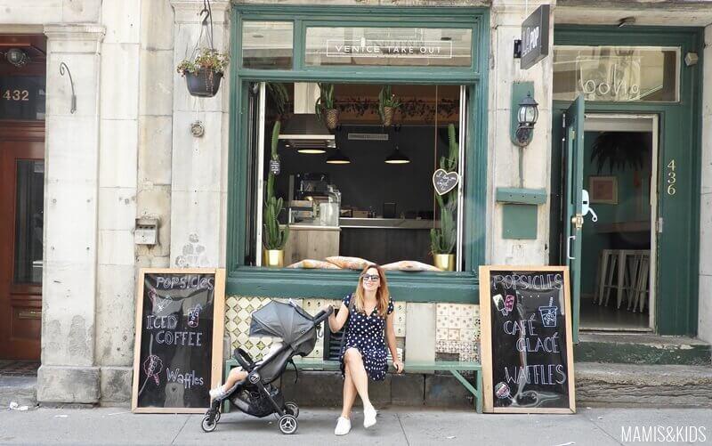 Cafetería de Montreal